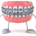 Stan pacjentów leczonych ortodontycznie podczas farmakoterapii bisfosfonianami
