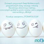 Świąteczne życzenia Stomatologii