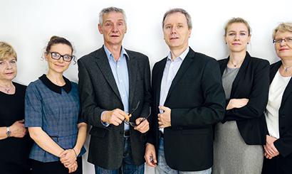 Poldent firma rodzinna - rodzina Niedźwiedzkich
