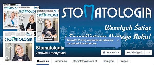 Fot. 4. Gotowy przycisk wezwania. Facebook informuje nas o możliwości jego promocji.