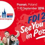 Kongres FDI w Poznaniu – lista wykładowców coraz dłuższa
