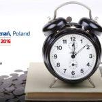 Rejestracja on-line tylko do 28 sierpnia