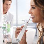 Rozjaśnić zęby szczoteczką do zębów