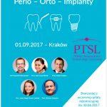 Pierwsze Sympozjum Perio – Orto – Implanty