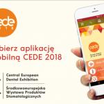 Aplikacja mobilna CEDE 2018 już dostępna