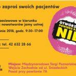 Rak jamy ustnej: bezpłatne badania dla Poznaniaków podczas CEDE 2018