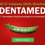 17. edycja Dolnośląskich Targów Stomatologicznych DENTAMED® Wroclaw, 16-17 listopada – trzeba tu być!